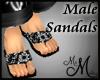 MM~ Male Beach Sandals
