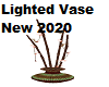 Lighted Vase New 2020