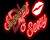 Sweet & Sexy - Neon sign