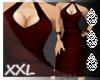 (I) Burgundy Diva XXL