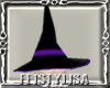 ! Witch Hat Purple