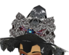 crazy witch hat