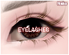 ♪ leslie lashes