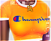 в. Champion Top Yellow