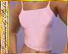 I~Kid Pink Knit Tank Top