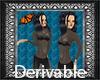 (BFD) Seamless Dress