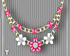 Paradise Pink Necklace