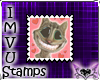 *EVE* Love Kitty Stamp