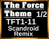 The Force Theme RMX 1/2