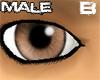 [B] Cocoa Brown eyes