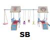 SB* Ballerina Play Set