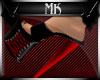 !Mk! Bat Mules Red
