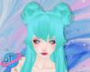 ot | Candy Cyan