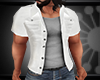 [PLM] white shirt