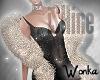 W° iShine Gold Fur