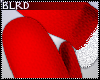 b  Red Mittens