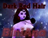 Dark Red Long Hair