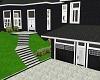 LIl beachy black house