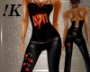 !K! Leather Heart Fit 1