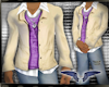jacket Spring Purple
