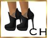 CH Mattie Blk  Shoes