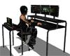 couple Gamer desk