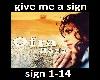Ofra Haza-Give me a sign