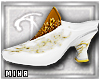 [M] Abira Slippers White