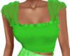 Green Summer Top