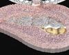 Pink Lip Chain