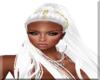 Ice Queen Hooped Hair