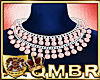 QMBR Pearls 2 Tier Pink
