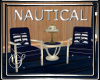 (SL)Nautical Chat Chairs