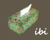 ibi Tissue Box