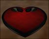 ~XAN~ HEART RUCKZ BED