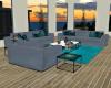 Char Sofa Set