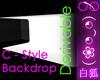 SN C-Style Backdrop