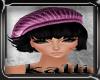 K:Black Hair/Purple Hat