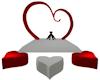 Heart Fireplace 2