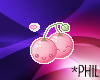 Pixels Cherries*pH