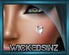 Vixen Cheek Piercing