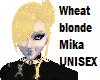Wheat Blonde Mika