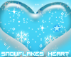 Snowflakes Heart
