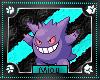 +M+ Gengar Animated