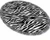 Crone Zebra Rug