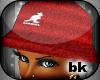 [bK]Kangol Hat {red}