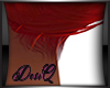 DQ Addon Nap Hair Red