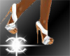 Sexy White heels