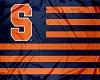 Syracuse Orange Flag