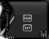 MADE | Dead & Bat Badges